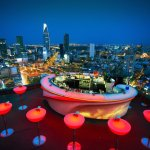 Chill skybar in Ho Chi Minh city - best bar