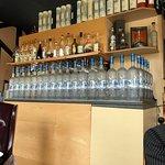Bar area, Masthead Restaurant , 1705 Cowichan Bay Rd., Cowichan Bay, British Columbia
