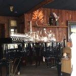 Interior view, Masthead Restaurant , 1705 Cowichan Bay Rd., Cowichan Bay, British Columbia