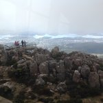 Hobart from the top.