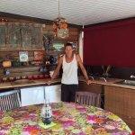 Nouvelle cuisine extérieure imaginée par Dan pour encore + de convivialité