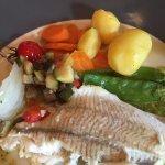 poisson du menu