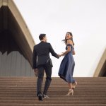 Step of the Sydney Opera House