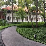 Bilde fra Capella Singapore
