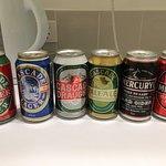啤酒戰利品~~