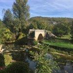 Foto de Le Pont de l'Ouysse