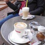 cappuccino a late