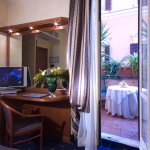 Nuovo Hotel Quattro Fontane Photo