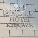 Foto di Grand Hotel Reykjavik