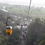 Rope Car to Chandi Devi Temple