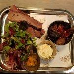 Welsh Beef Brisket and Burnt ends
