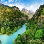 Chouwan breathtaking Scenery