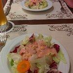 Salat zum Gyros