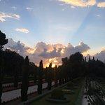 Beautiful Baha'i Gardens