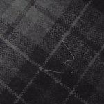 dental floss on the carpet