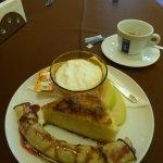 breakfast on day 2