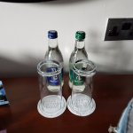 Bottled water - carbonated and non-carbonated