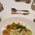 """Fish and chips"" - Austrian fine dining @ The Saalbacherhof"