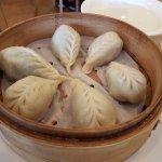 Veggie Dumplings! Aka, katniss braid dumplings