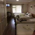 Our downstairs room from the door.
