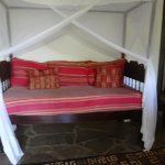"Relax on the daybed with your better half, romance and quiet ""just the two of us in your room"