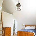 Studio suite and loft area!
