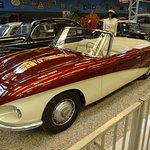 Peugeot Radovitch 403 1958