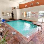 Heated Indoor Pool & Spa