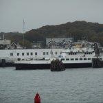 Woods Hole - Martha's Vineyard Ferry
