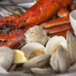 Mulligan's Steamed Seafood Combo