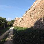 le mura interne