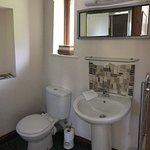 En Suite Shower room at Cysgod Bach