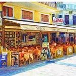 Nikos Restaurant Papadiamantis Street 8 Skiathos Town