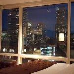 Room view - night