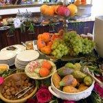 Herrliches Obst, Nüsse, etc.