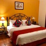 Hotel Boutique Parador San Miguel Oaxaca resmi