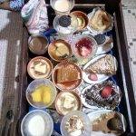As 17 sobremesas