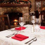 Dining at Rowena's Inn during special events