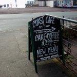 Coast Cafe & Gift Shop, Rhos-on-Sea