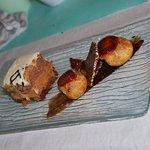 dessert (réalisé par une patisserie de carvin en partenariat avec la Crémaillere)
