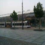 Dresden Central Railway Station Photo
