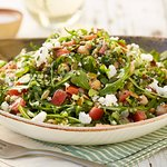 Chopped Arugula Salad