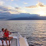Romance and Dining Aboard Quicksilver Sunset Dinner Cruise From Lahaina