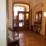 Hotel Medici foyer