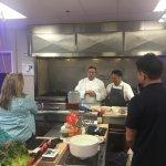 Cooking Class with Xavier Salomon (Ritz Carlton HMB) and Charles Phan (Slanted Door