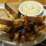 Toasted western deluxe