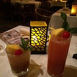 Trader Vic's Punch and Zombie YUM