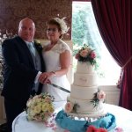 Our wedding day was the best day of our life thanks to Paula James and ALL staff at Glenavon