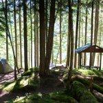 Spektrum Lake campground