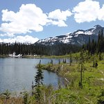 St Peter Lake campground